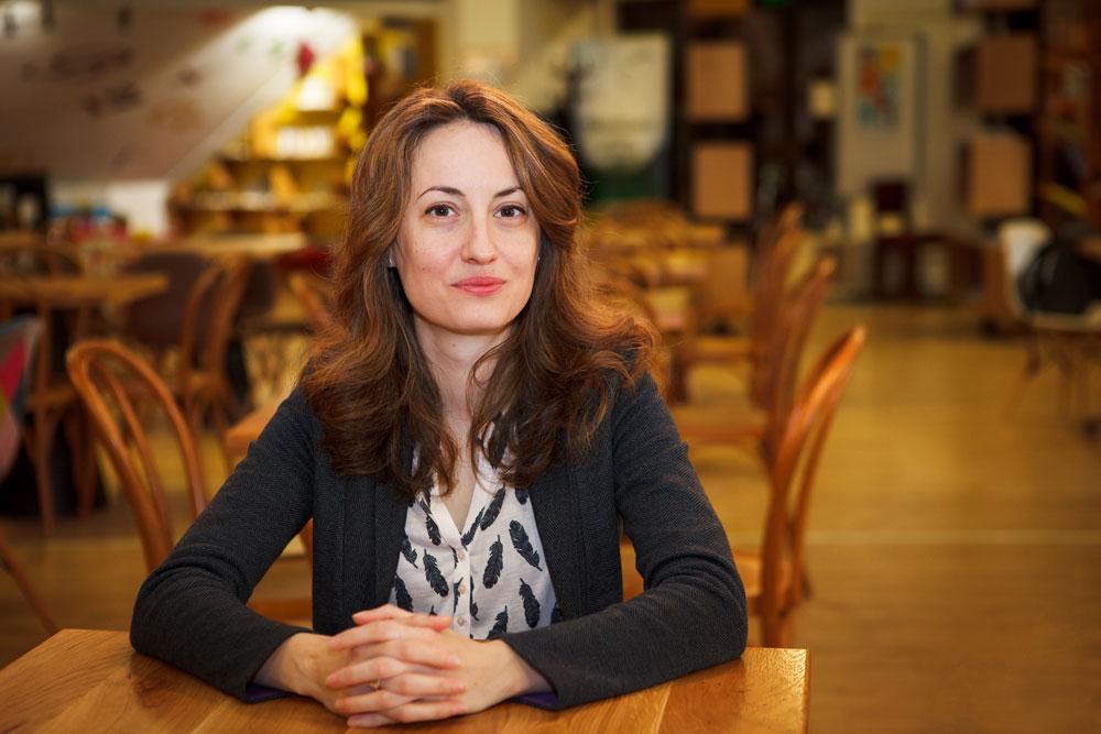 Nikoleta-Gabrovska