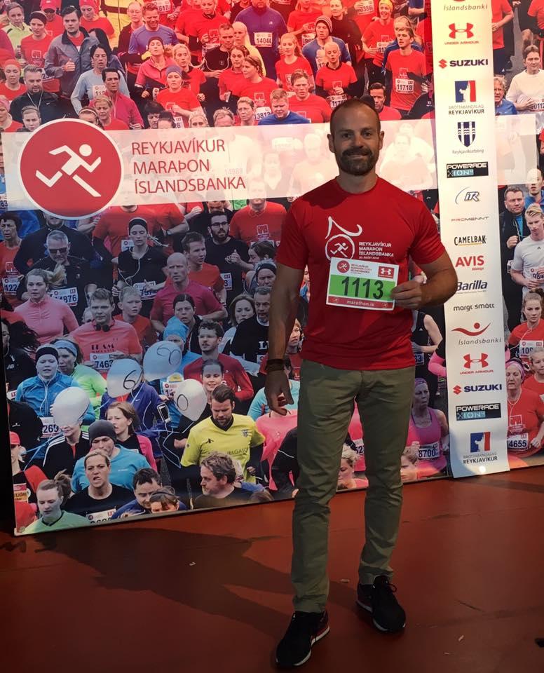 Reykijavik Marathon
